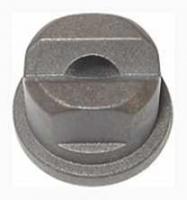 Форсунка пластиковая среднепенная (серая) для пистолета пеногенератора