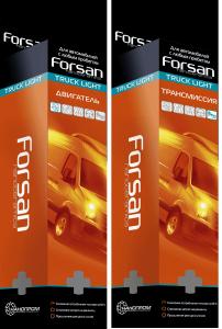 FORSAN Truck Light ENGINE + TRANSMISSION Комплект для грузового транспорта до 2,5 т (гель 2 х 15 мл)