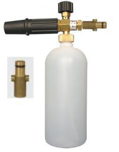 Пенная насадка COMET (Комет), пенообразователь к бытовым минимойкам
