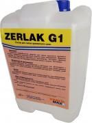 ZERLAK G1 Средство для расконсервации новых автомобилей (для составов на основе ПАРАФИНА)