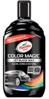 COLOR MAGIC JET BLACK WAX Цветообогащенный полироль (черный), 500 мл