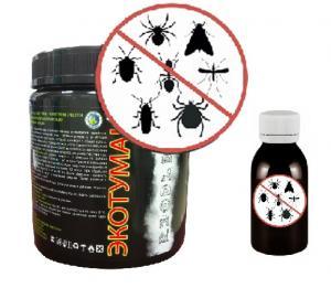 Жидкость для сухого тумана FORTELA Beetle для уничтожения насекомых, 800 мл
