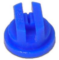 Форсунка пластиковая низкопенная (синяя) для пистолета пеногенератора