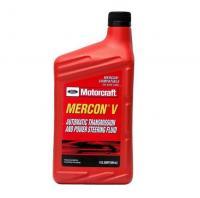 FORD Motorcraft Mercon V Трансмиссионая жидкость для АКПП и ГУР, 946 мл
