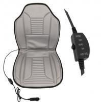 Подогрев сиденья DOLLEX со спинкой (серый), арт. NSP-101