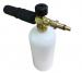 Пенная насадка аналог LS 3 к бытовым минимойкам ZUBR (латунный ниппель)