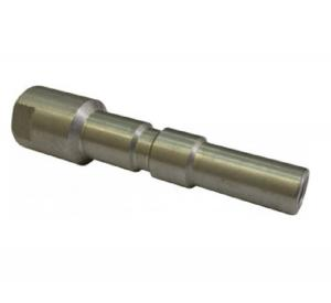 Ниппель KW длинный (из нержавеющей стали) под байонет KW