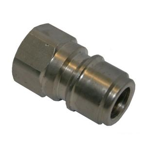 Ниппель PA короткий (из нержавеющей стали) под байонет ARS